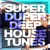 Super Duper Deep House Tunes, Vol. 1 by Various Artists