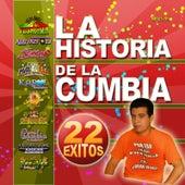 La Historia de la Cumbia by Various Artists