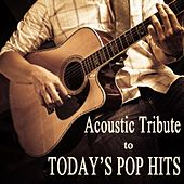 Acoustic Tribute to Today's Pop Hits by Soft Background Music