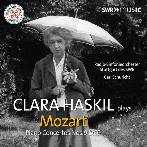 Mozart: Piano Concertos Nos. 9 & 19 by Clara Haskil