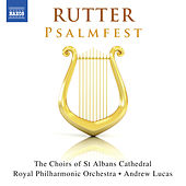 John Rutter: Psalmfest by Various Artists