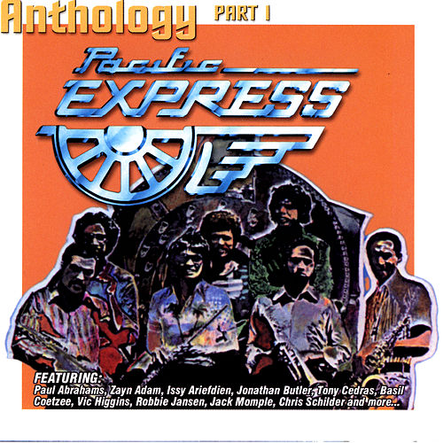 Anthology Part 1 by Pacific Express