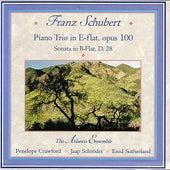 Schubert: Piano Trio In E-Flat, Op. posth. 100 by Atlantis Ensemble