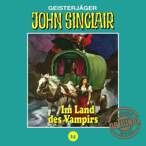 Tonstudio Braun, Folge 24: Im Land des Vampirs. Teil 1 von 3 von John Sinclair