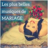 Les plus belles musiques de mariage by Various Artists