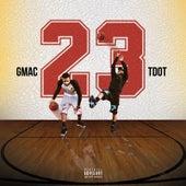 23 (feat. Tdot) by Gmac