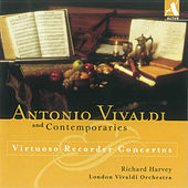 Virtuoso Recorder Concertos von Richard Harvey