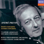 Previn: Piano Concerto; Guitar Concerto by Various Artists