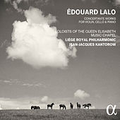 Lalo: Concertante Works for Violin, Cello & Piano by Various Artists