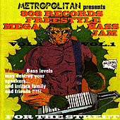 Freestyle Bass Jam Vol. 1 by Various Artists