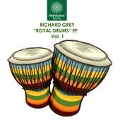 Royal Drums, Vol. 1 - Single by Richard Grey