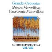 Música Maravillosa para Gente Maravillosa Grandes Orquestas Vol. VIII by Various Artists