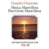 Música Maravillosa para Gente Maravillosa Grandes Orquestas Vol. IX by Various Artists