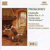 Cinderella Suites / Scythian Suite / On the Dnieper by Sergey Prokofiev