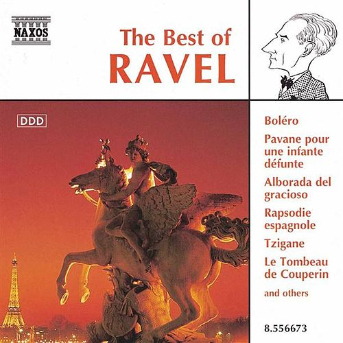 The Best of Ravel by Maurice Ravel