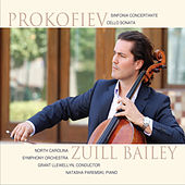 Prokofiev: Sinfonia concertante in E Minor & Cello Sonata in C Major by Zuill Bailey