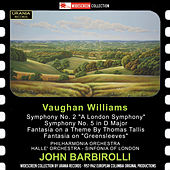 Vaughan Williams: Orchestral Works - Elgar: Cello Concerto in E Minor, Op. 85 by Various Artists