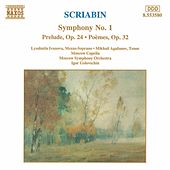 Symphony No. 1 by Alexander Scriabin