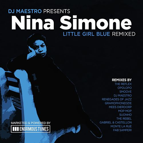 Little Girl Blue Remixed von Nina Simone