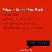 Red Edition - Bach: Choral works & Violin Concerto, BWV 1042 by Various Artists
