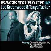 Back To Back - Lee Greenwood & Tanya Tucker (Live) by Various Artists