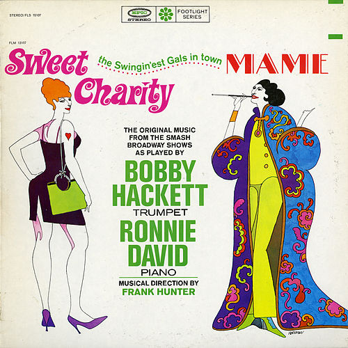 The Swingin'est Gals in Town by Bobby Hackett