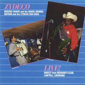 Zydeco Live! by Various Artists