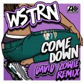 Come Down (David Zowie Remix) by Wstrn