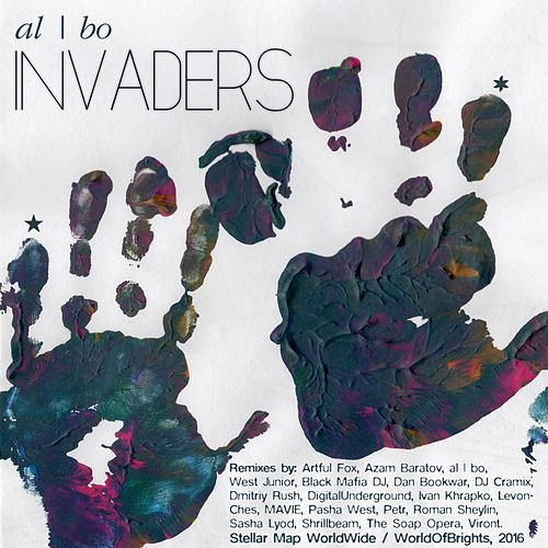 Invaders by al l bo