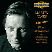 Virtuoso Piano Showpieces by Martin Jones