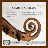 Marin Marais: Pièces de violes Cinquième livre by Lars-Erik Larsson