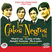 Los Gatos Negros. Todas Sus Grabaciones (1962-1966) by Los Gatos Negros