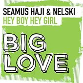 Hey Boy Hey Girl by Seamus Haji