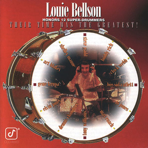 Their Time Was The Greatest by Louie Bellson
