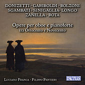 Opere per oboe e pianoforte tra ottocento e novecento by Various Artists