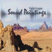 Sound Paintings by Vicki Logan