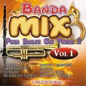 Banda Mix Para Bailar Sin Parar, Vol. 1 by Banda Sinaloense