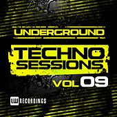 Underground Techno Sessions, Vol. 9 - EP by Various Artists