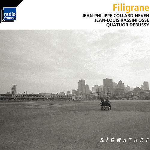 Filigrane by Quatuor Debussy