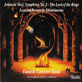 The Lord of the Rings - Symphony No. 1 - Divertimento by Danish Concert Band