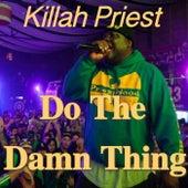 Do The Damn Thing von Killah Priest