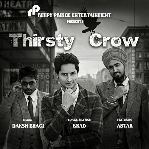 Thirsty Crow by Brad