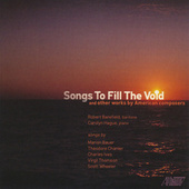Songs To Fill The Void by Carolyn Hague
