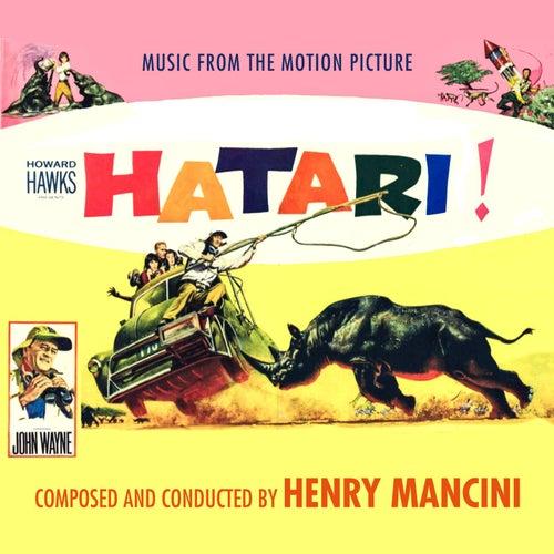 Hatari! (Original Motion Picture Soundtrack) by Henry Mancini