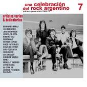 Una Celebración del Rock Argentino Vol. 7 (Varios Artistas & Dedicatorias) by Various Artists