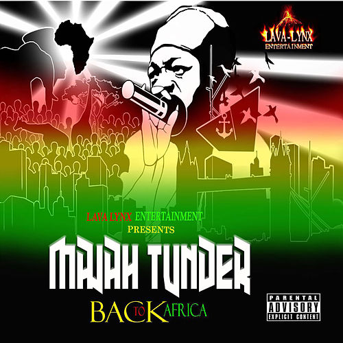 Back to Africa by Majah Tunder