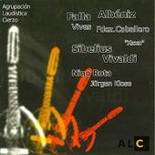 Guitar Ensemble Works - Vivaldi, de Falla, Albeniz, etc. by Argupación Laudistica Cierzo