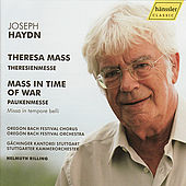 Haydn: Theresa Mass, Mass In Time of War by Various Artists