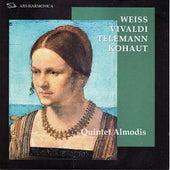 Weiss / Vivaldi / Telemann / Kohaut: Quintet Almodis by Quintet Almodis