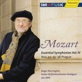 Mozart Essential Symphonies, Vol. IV - Nos. 22, 33, 38 by Radio-Sinfonieorchester Stuttgart des SWR